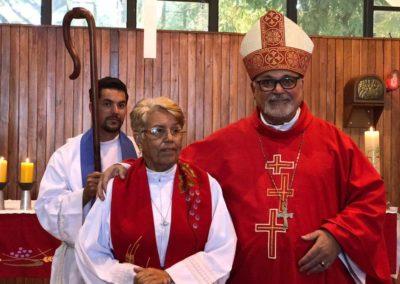 Catedral da Ressurreição tem nova Cônega