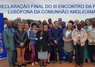 DECLARAÇÃO FINAL DO III ENCONTRO  DA REDE LUSÓFONA DA COMUNHÃO ANGLICANA