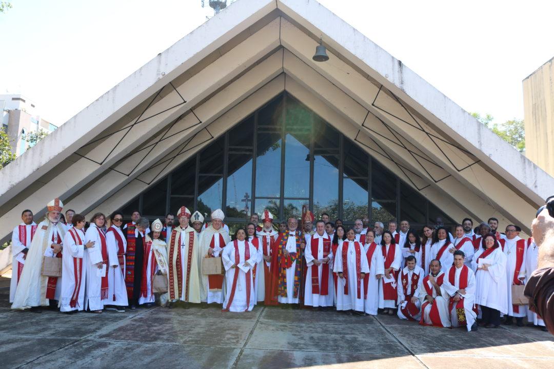 Confelider e Sinodo da Igreja Episcopal Anglicana aconteceu em Brasília