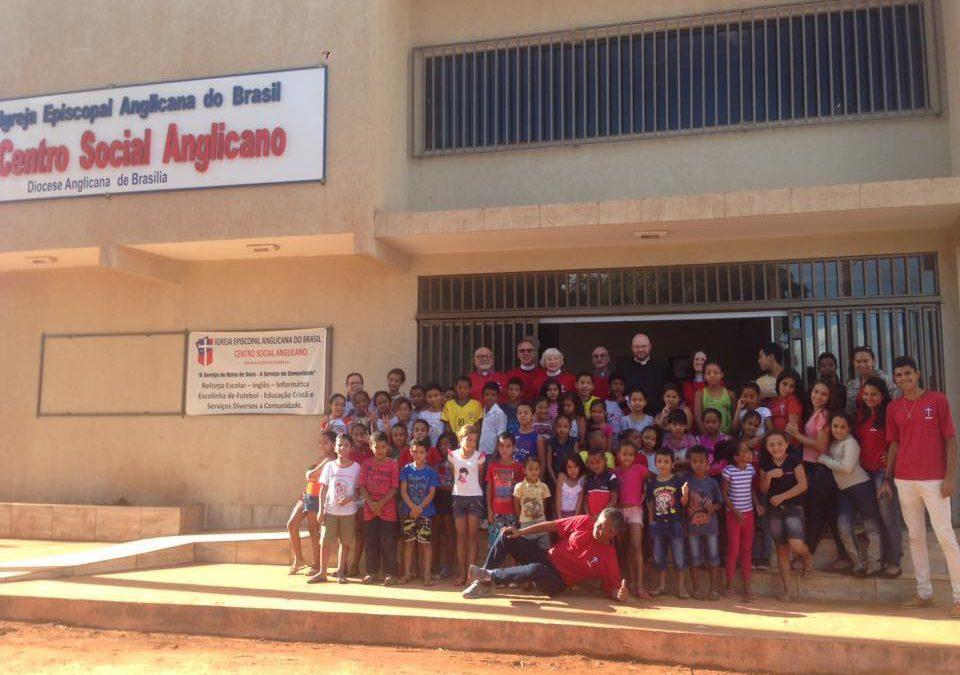 Centro Social Anglicano Rev. Guilherme e Ivonete Luz