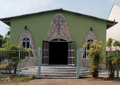 Instalação do Ministro Encarregado da Paroquia Anglicana São Felipe